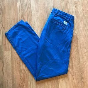 Dockers UK Kentucky Go Big Blue Pants